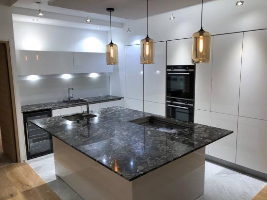 Granit Black Mosaic