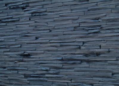 Pan de mur en pièces sélectionnées