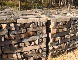 pierres de construction