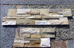 quartzite multicolor 35*18*1.5/2.5cm